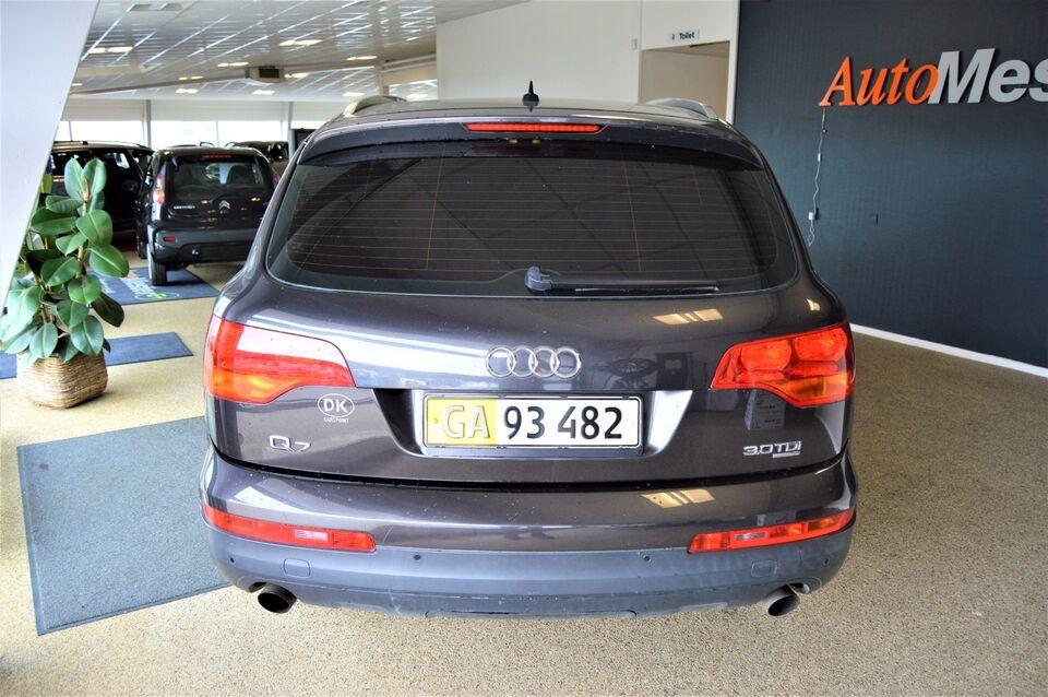 Audi Q7 3,0 TDi quattro Tiptr. Van Diesel aut. Automatgear