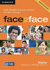 Face2face Starter Testmaker CD-ROM and Audio CD by Chris Redston, Sarah Ackroyd (Mixed media product, 2013)