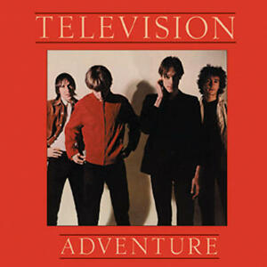 Television Adventure 180gm Gold Vinyl Lp Record Marquee