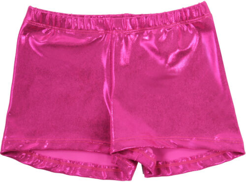 Variety of colors Mystique Gymnastics or Dance Workout Shorty Shorts NEW!