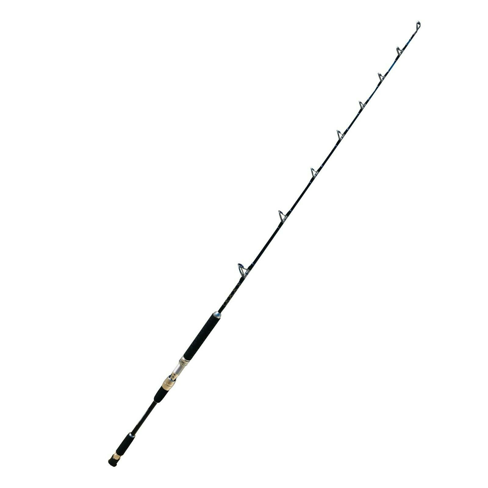 30-50 lb. Big Daddy 2pc. Saltwater Jigging  Rod BOGO  BUY 1 GET 1 FREE   exciting promotions