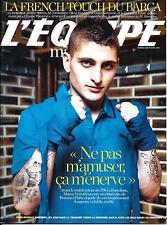 L'EQUIPE MAGAZINE N°1709 18 AVRIL 2015 VERRATTI/ FRANCAIS DU BARCA/PARIS-ROUBAIX