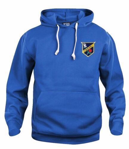 Everton 1886 Football Hoodie Sizes S-XXXL Embroidered Logo