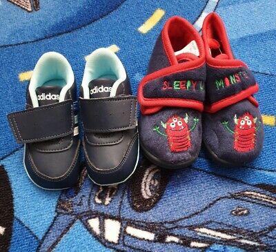 Adidas Baby Schuhe Größe 19 Top Und Hausschuhe Neu Größe 22