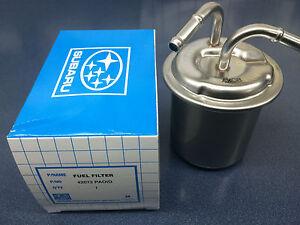 image is loading genuine-subaru-inline-fuel-filter-baja-impreza-legacy-