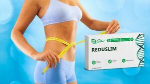 Reduslim natürliche Gewichtsverlust Schnell Fett verbrennen Formel Natural Original 10 Kapseln
