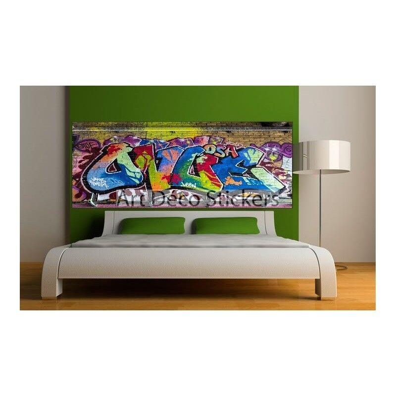 Pegatinas Cabeza Colcha Decoración Grafiti Tag 9104
