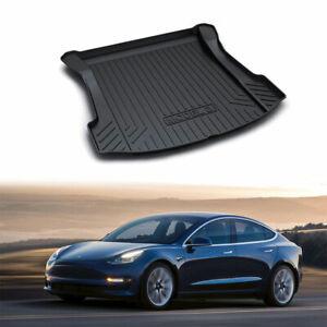 Car-Cargo-Rear-Trunk-Mats-Carpet-Liner-Protector-for-Tesla-Model-3-2017-2019-US