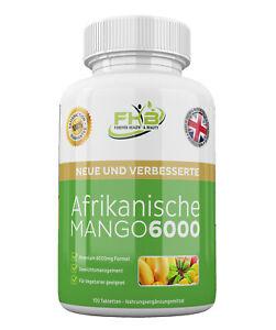 Afrikanische Mango zur Gewichtsreduktion funktioniert