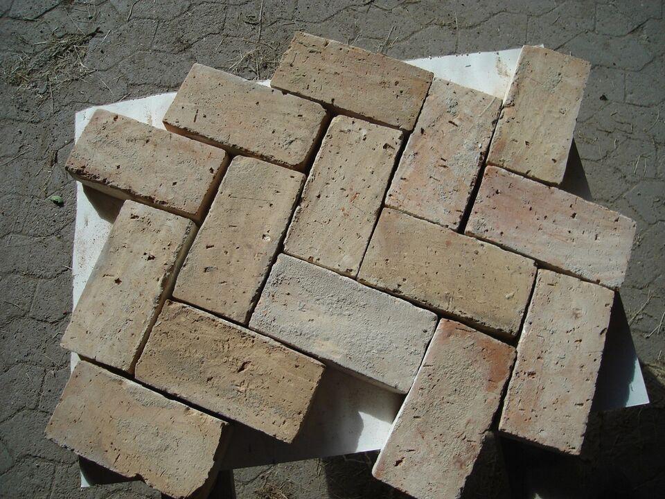 Mursten til gulv