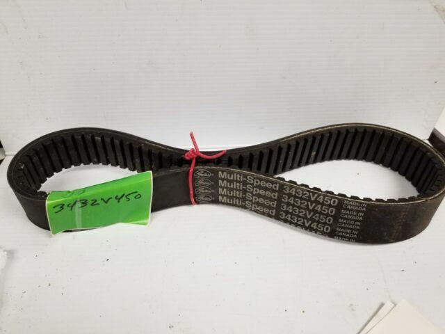 Gates V-Belt K120858HD