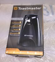 Toastmaster Electric Can Opener, Cord Storage, 6 1/2,powerful Motor