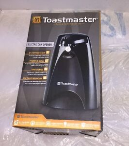 New Toastmaster Electric Can Opener Cord Storage 6 1 2