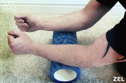 Aqua qualité muscle mousse rouleau pour physio trigger massage garantie à vie