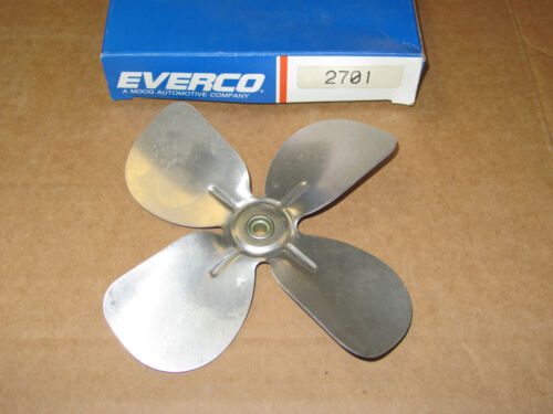 fits 70-87 GMC D 95 Astro Cab Over Everco 2701 AUXILIARY DEFROSTER FAN BLADES