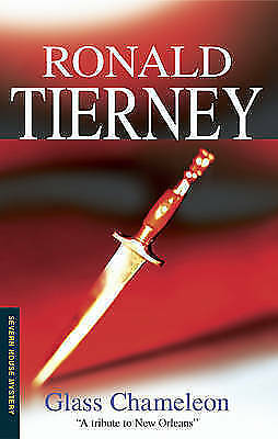1 of 1 - Tierney, Ronald, Glass Chameleon (Severn House Large Print), Very Good Book