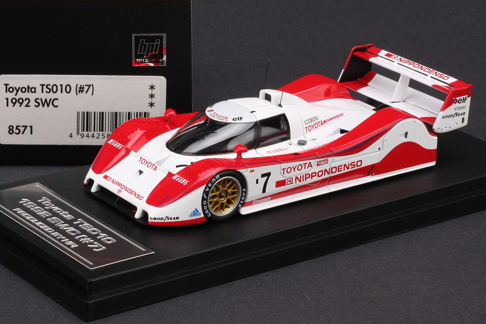 Toyota TS010 ( 7) 1992 CFC -- HPI  8571 1 43