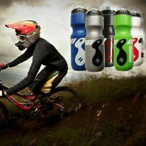 1x-Sportwasserflasche-750-ml-Mountainbike-Flasche-Mit-Staubschutz-Special