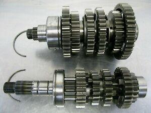 Kawasaki-ZX7R-ZX7-ZX750-ZX-7R-2000-00-99-01-Transmission-Gears-Gear-Set-17-K-Mil