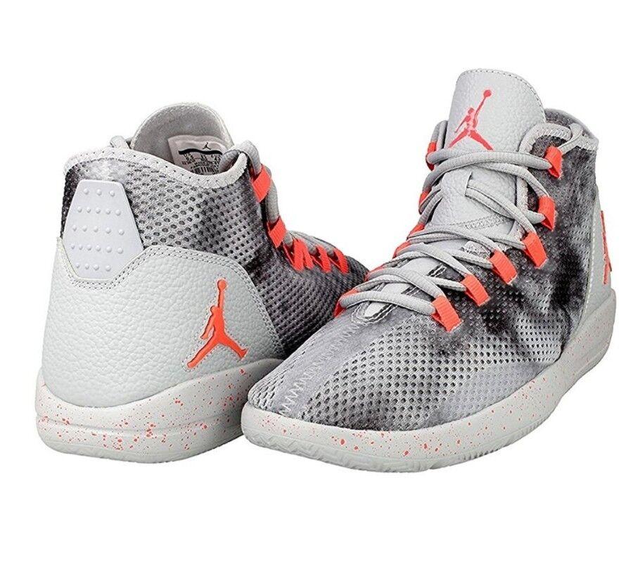 Nike Air Jordan Reveal Premium Men's Athletic Shoes Wolf Grey 11.5 US Basketball Great discount