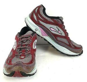 B Width Black//Coral//Purple Brooks Womens Cascadia 13 Trail Running Shoes