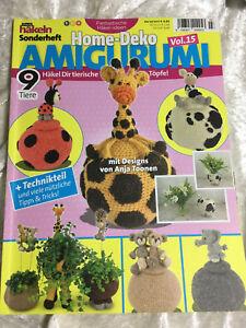 Fantastische Häkel Ideen Home Deko Amigurumi Simply Häkeln