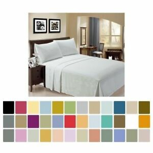 Image Is Loading Luxury Hotel Quality Sheet Set 400 Thread Count
