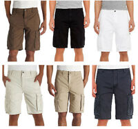 LEVI'S MEN'S ACE CARGO RELAXED FIT SHORTS 29 30 31 32 33 34 36 38 NEW NWT $50