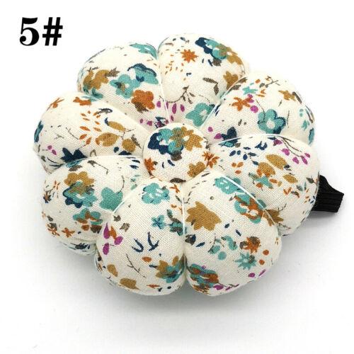 Craft Wrist Needle Holder Sewing Supplies DIY Pincushion  Pumpkin Accessories
