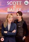 Scott & Bailey Series 4 DVD 2014 Crime Drama Region 2