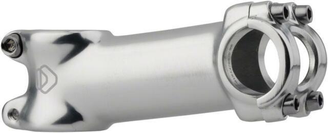 "31.8 Clamp Dimension 90mm 1-1//8/"" threadless 107 degree stem"