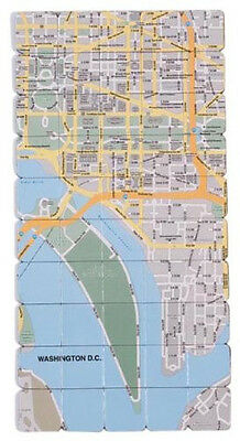Design Ideas New York City Map Refrigerator Office Magnets 50pcs