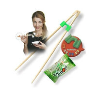 10-500 Sets Fun Chop Chopstick Helper Great Gift Urban Monk Shop