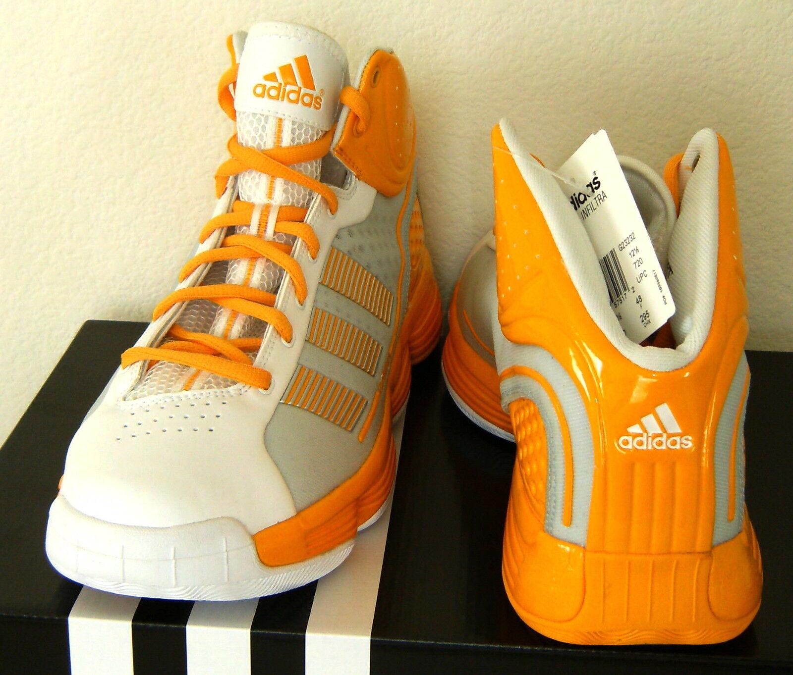 RARE~Adidas boost ADIZERO INFILTRATE NBA boost RARE~Adidas Basketball light Crazy Shoes~Mens sz 13 6d899d