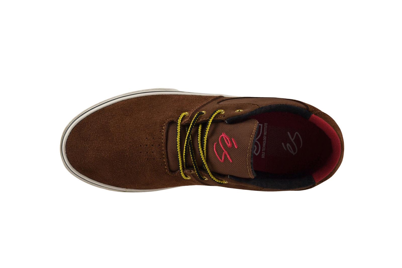 ES Accel SQ Braun tan Sneaker Schuhe Schuhe Schuhe braun ed265c