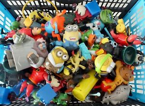 Various-McDonalds-Toys-Multi-Listing-Choose-your-Own-Disc-Available-A