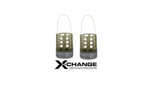 Guru X-Change Distance Feeder Cage Futterkorb Futterkörbe Feeders