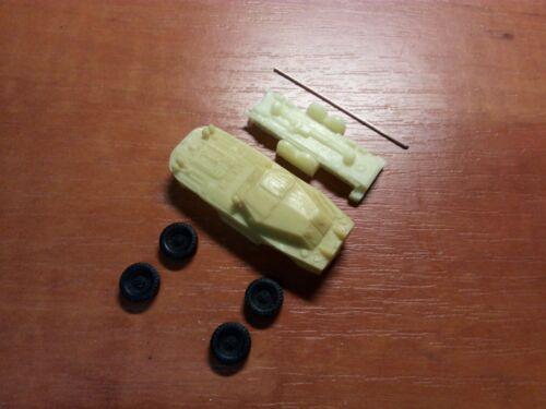 BRDM-1 resin kit 1//120 TT