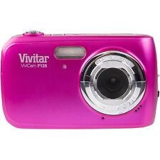 vivitar vivicam x027 10 1 mp digital camera pink ebay rh ebay com  vivicam x024 manual