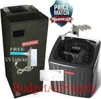 2.5(2 1/2) Ton Goodman A/c 14 Seer Air Cond Split System Gsx130301+aspt36c14+uv on sale