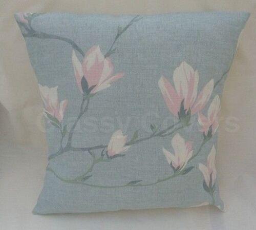 Laura Ashley Créateur Housse de coussin Magnolia Grove Œuf Canard Tissu Divers Taille