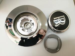 1xPCS Genuine Rolls Royce Phantom Wraith Wheel Complete ...