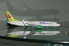 1:200 S7 Siberia One world Boeing 737 diecast model plane  737-800 VQ-BKW