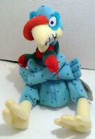 1998 Meanies Shocking Stuffers Cold Turkey Plush Beanie 7