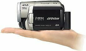 Jvc Kenwood Jvc Hdd Movie Everio Gz-Mg70 camcorder video camera