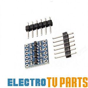 4-Channel-IIC-I2C-Logic-Level-Converter-Bi-Directional-Module-5V-to-3-3V-Arduino