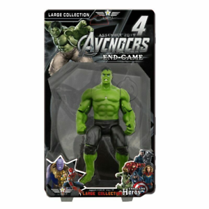 Marvel-Avengers-Hulk-Spiderman-IronMan-Captain-America-Thor-Action-Figure-Dolls