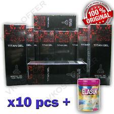 titan gel intimate lubricant enlargement jelqing delay genuine
