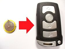 Repair service for BMW 7 Series E65 E66 remote key fob battery replacement