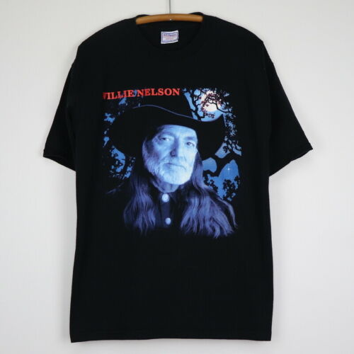 Vintage 1990s Willie Nelson Shirt